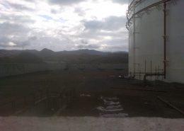 احداث مخزن مازوت ۳۰۰۰۰ متر مکعبی نیروگاه شهید بهشتی لوشان