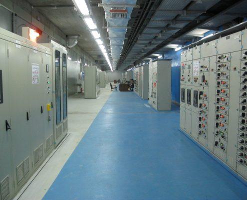 بهره برداري، نگهداري و تعميرات سد و نيروگاه ۱۰۰۰ مگاواتي کارون ۴ به همراه کنترل پايداري سد و نيروگاه