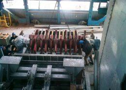 نصب تجهيزات آگلومراسيون طرح توازن ذوب آهن اصفهان