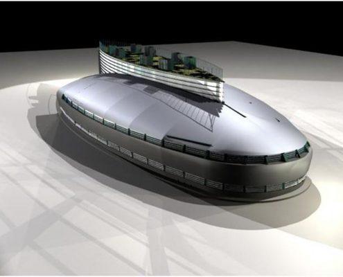 احداث ساختمان آزمایشگاه پارک زیست فناوری خلیج فارس