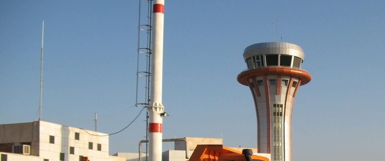 عمليات ساختماني و اجراي برج مراقبت تكنیكال بلوك و ساختمان اداري فرودگاه اروميه