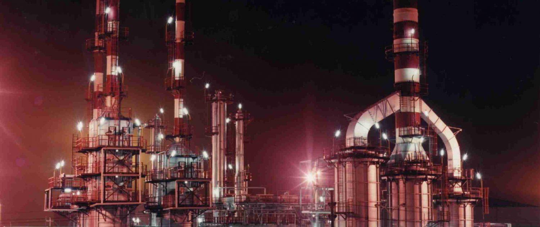 نگهداری و تعمیرات پالایشگاه تند گویان تهران